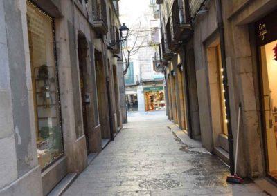 Callecitas del centre de Girona Restaurante en Gerona de comida típica de Girona