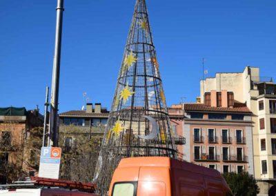 Plaza Catalunya de Girona, Restaurante en el centro donde comer bien en Girona Barri Vell Ramblas