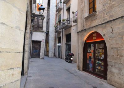 Casco antiguo de Girona restaurant donde comer bien en el centre, restaurante de cocina tradicional catalana