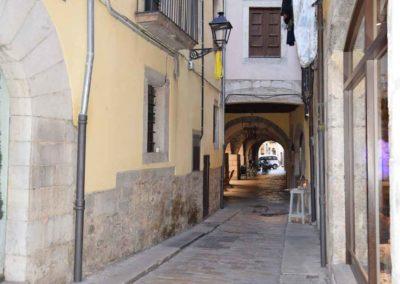 Voltes al Centre de Girona Restaurant Girona on dinar be en el centro en plaza independencia