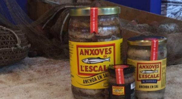 Anchoas LEscala