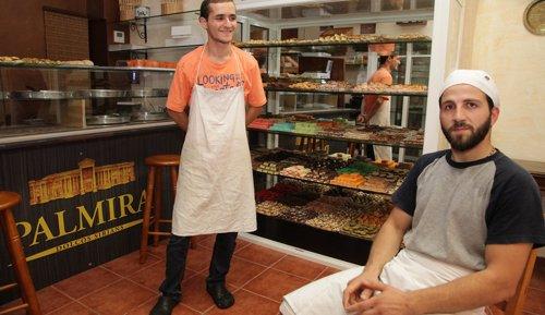 Panaderia Palmira Girona