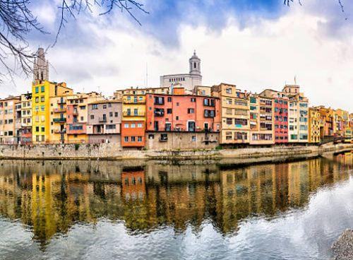 La Historia de la ciudad de Girona