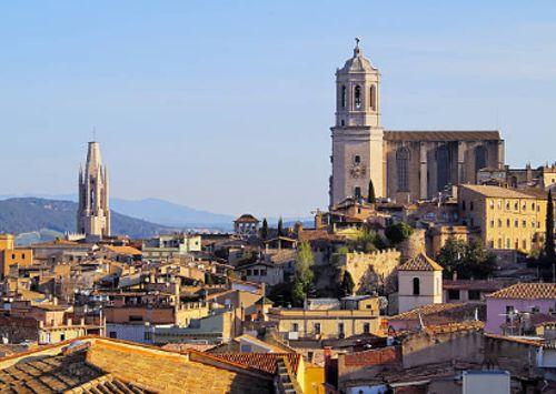 Girona - La ciudad