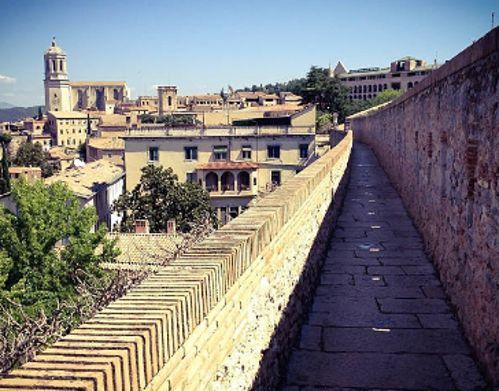 Las Murallas Girona