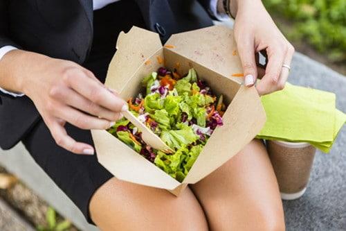 comida para llevar en restaurantes